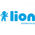 logo LION DISTRIBUTION INC